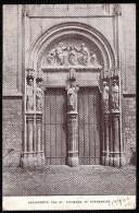 Poperinge, Poperinghe - Ingangsdeur van St Janskerk