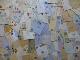 LOT  lettres et marques postales XVIII -> XX �me / voir les 15 scans