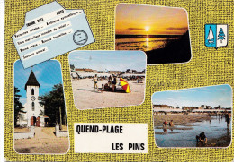 QUEND-PLAGE  LES PINS MULTIVUES (DIL138) - Quend