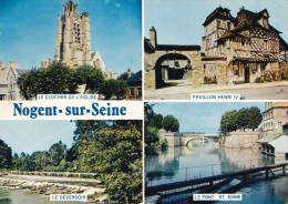 NOGENT SUR SEINE MULTIVUES (DIL104) - Nogent-sur-Seine