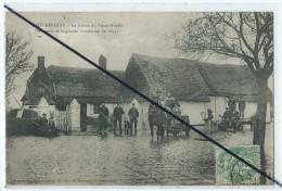 CPA - Neuf Berquin - La Ferme Du Vieux Moulin (souvenir De La Grande Inondation 1894) - Unclassified