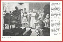 CARTOLINA NON VIAGGIATA ITALIA - Gesù Davanti A Caifas - Edizioni GUASCO - Gesù
