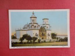 - Arizona> Tucson  San Xavier Mission     Ref 1535 - Tucson