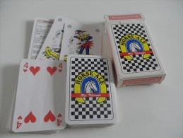 jeu de 52 cartes � jouer - BIERES - BRASSERIES - HORSE ALE - cheval