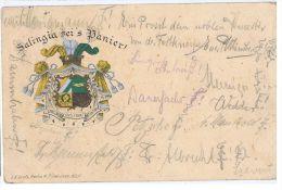 GERMANY - SALINGIA SEI'S PANIER - J.A. GROFS  - 1900s - Deutschland