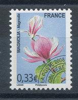 Préo N°258** Fleur: Magnolia - Precancels