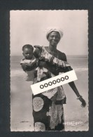Afrique Noire - Femme Et Enfant - Non Classés