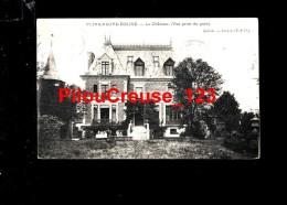 """78 Yvelynes - FLINS NEUVE EGLISE - """" Le Château - Vue Prise Du Parc """" - Flins Sur Seine"""