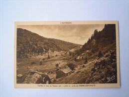 Dep 15 Pierre Sur  Haute  Vallée Et Col Du Fossat - Zonder Classificatie