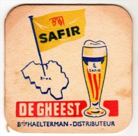 Belgique Safir - Sous-bocks