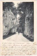 73. YENNE. Entrée Des Gorges - Yenne