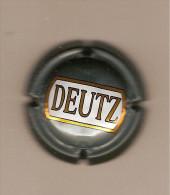CAPSULE De CHAMPAGNE DEUTZ Couleur Gris Bleu / B.E. / LOT B - Deutz