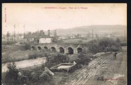 CHENIMENIL . Pont Sur La Vologne . - Autres Communes