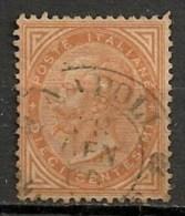 Timbres - Italie - 1863 - 10 Centesimi -
