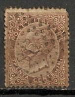 Timbres - Italie - 1863 - 30 Centesimi -