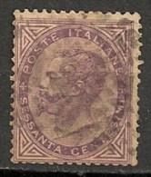 Timbres - Italie - 1863 - 60 Centesimi -