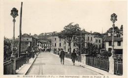 64 - Béhobie Y Béhobia  Pont International Entrée En France - Béhobie
