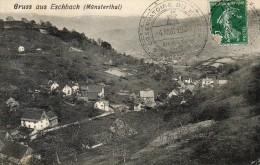 Gruss Aus ESCHBACH  MÛNSTERTHAL - Otros Municipios