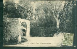 N°333     -     Alger  - Dans Le Parc De Galland     Eak137 - Alger