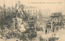 THEMES - CARNAVAL - Carnaval De Nice - S.M. Carnaval XXXIX - Carnaval