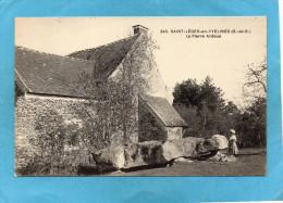 SAINT LEGER EN YVELINES-la Pierre Ardoue-a Voyagéen 1917 - St. Leger En Yvelines