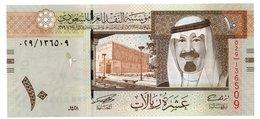 * SAUDI ARABIA - 10 RIYALS 2007 UNC - P 33 NEW - Arabia Saudita