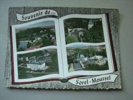 28 SOREL MOUSSEL - Sorel-Moussel