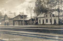 (47)   BORLANGE - JARNVAGSSTATIONEN - Zweden