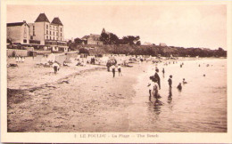 LE POULDU - La Plage - Le Pouldu