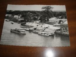 CPSM  BRAZZAVILLE  LE BEACH - Brazzaville