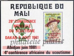 -Mali Bloc  15** - Mali (1959-...)