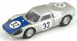 Porsche 904-6 - H. Linge/P. Nocker - 4th 24h Le Mans 1965 #32 - Spark - Spark
