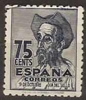 España U 1013 (o) Cervantes. 1947 - 1931-Today: 2nd Rep - ... Juan Carlos I