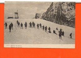 Skyeurs En Marche - La Guerra Italiana Série II  (sport D´hiver) - Wintersport