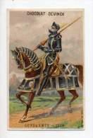 Chromos - Chocolat Devinck - Gendarmes 1549 - Altri
