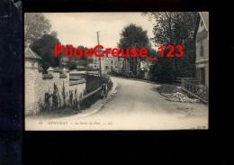 "78 Yvelynes - MONTIGNY - "" La Sortie Du Pont "" - Montigny Le Bretonneux"