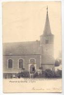 E3648 - FOURON - LE - COMTE  -  L'église - Voeren