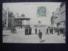 50. CHERBOURG - La Place De La République - Cherbourg
