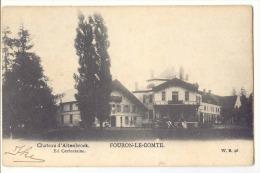 E3650 - FOURON - LE - COMTE  -  Château D´Altenbroek - Voeren