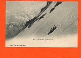 Rutschpartie Am Schilthorn - Sport D'hiver (luge) - Wintersport