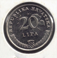 CROATIA 20 Lipa Maslina 1993 - Croatia