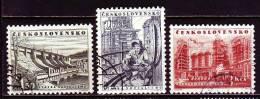 CSSR 1953 - 803-05 O Michel - Gebraucht