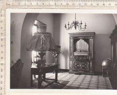C1552 - FOTOGRAFIA  ARREDI VILLA PATRONALE - MAPPAMONDO - ORGANO - Oggetti