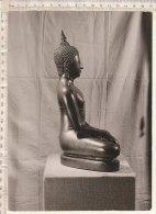 C1554 - FOTOGRAFIA  ANTIQUARIATO ORIENTALE - STATUA BUDDAH DI SUKHOTAI - TAILANDIA - Oggetti