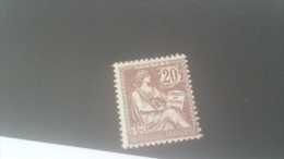 LOT 226976 TIMBRE DE FRANCE NEUF* N�126 VALEUR 95 EUROS