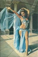 TUNISIA TUNISIE  La Danseuse Ahlem  Pin-up Danzatrice Orientale  Nice Stamp - Pin-Ups