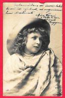 [DC5539] CARTOLINA - RARA - DONNA - FOTOGRAFICA - Viaggiata Primi '900 - Old Postcard - Femmes