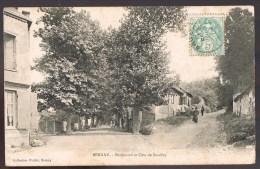 BERNAY . Boulevard Et Côte De Bouffey . - Bernay