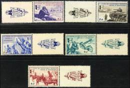 Légion Volontaire Française N°6/10 Avec Vignette - TB - Guerres