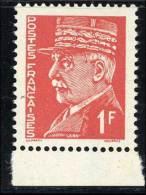 Faux Intelligence Service N°514a - 1F Rouge Pétain - BDF - TB - Guerres